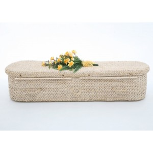 Banana Leaf Regency (Oval Style) Coffin. Please call for best prices