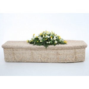 Banana Leaf Regency (Traditional Style) Coffin. Please call for best prices