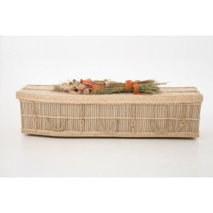 Cocostick Regency (Traditional Style) Coffin. Please call for best prices