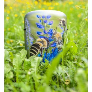 Biodegradable Cremation Ashes Funeral Urn / Casket – BUSY BEES