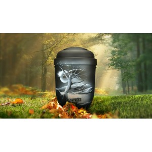 Biodegradable Cremation Ashes Funeral Urn / Casket - GOODNIGHT WILDERNESS