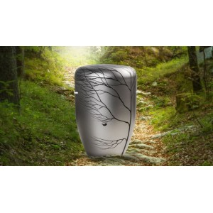 Biodegradable Cremation Ashes Funeral Urn / Casket – AUTUMN REFLECTION