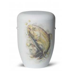 Biodegradable Cremation Ashes Funeral Urn / Casket – EAT SLEEP FISH (Life is Simple)