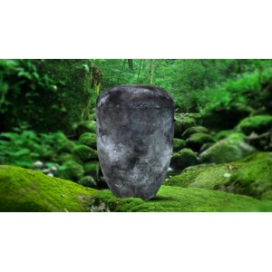 Biodegradable Cremation Ashes Funeral Urn / Casket - TARN STONE
