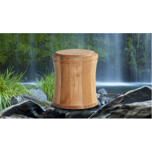 Wild Oak Cremation Ashes Funeral Urn / Casket – THE HOURGLASS