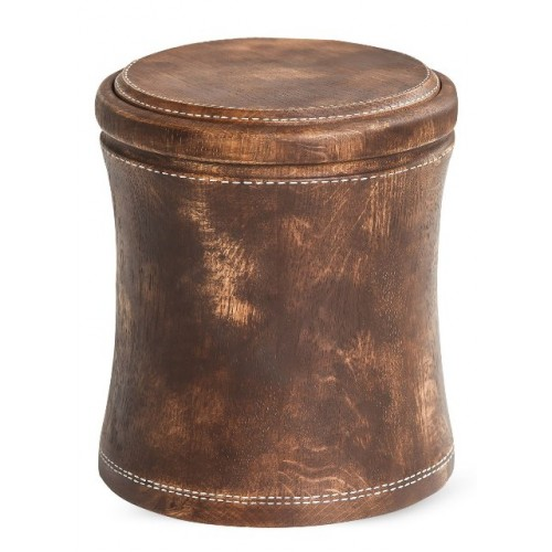 Wild Oak Cremation Ashes Funeral Urn / Casket – THE GLADSTONE