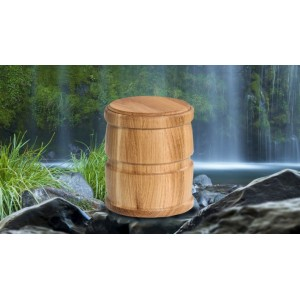 Wild Oak Cremation Ashes Funeral Urn / Casket – THE CLASSICO