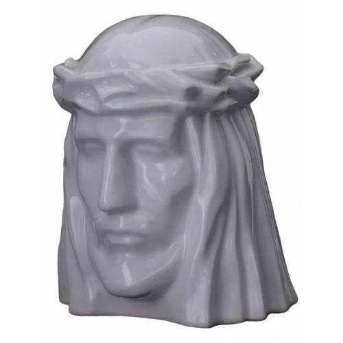 Jesus of Nazareth - Ceramic Cremation Ashes Urn – White