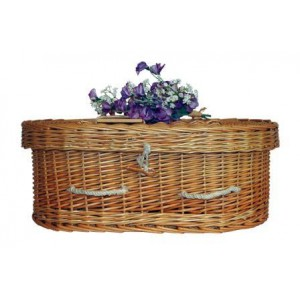Lilac  - Willow Infant Casket