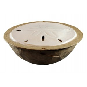 Biodegradable Cremation Ashes Urn – SAND DOLLAR SERENITY