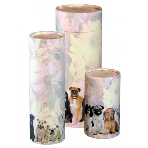 Pet Scatter Tubes - DOG