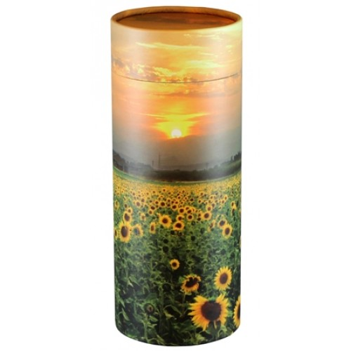 Companion Scatter Tubes – SUNFLOWER FIELDS (Suitable for 2 Adults)
