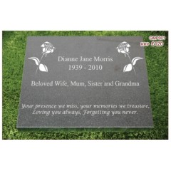 Granite Memorial Plaques