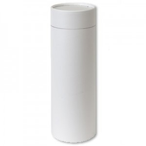 Adult Scatter Tubes - White Leather