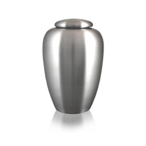 The Classic Pewter Keepsake Urn - FREE ENGRAVING