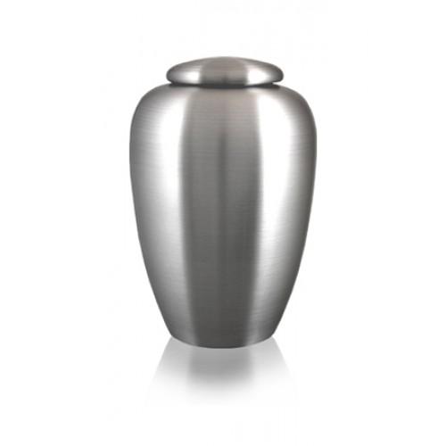 The Classic Pewter Keepsake Urn - FREE ENGRAVING