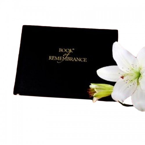 Black 'Book of Remembrance'