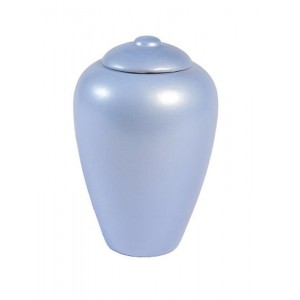 Biodegradable Urn (Classic Style - Blue)