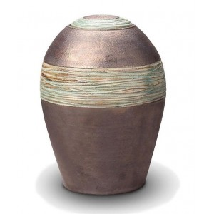 Ceramic Urn (Anthracite)