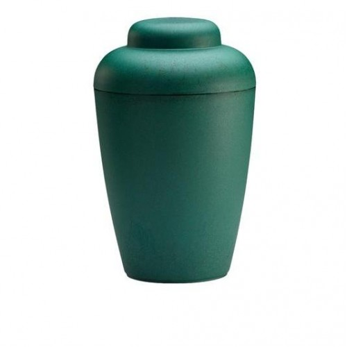 "Biodegradable ""Nature"" Urn (Green)"