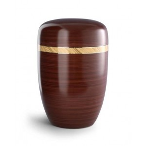 Steel Urn (Mailno Edition - Chestnut Brown)
