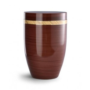 Steel Urn (Milano Edition - Chestnut Brown)