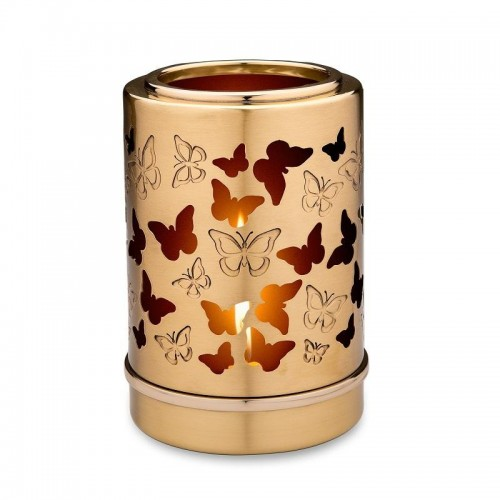 Candle Holder Keepsake (Butterflies)