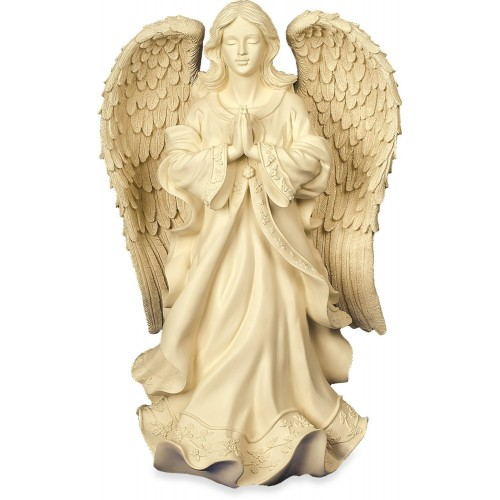 Serene Angel (24 inch) Cremation Ashes Urn - Weatherproof (Outdoor / Indoor Use)