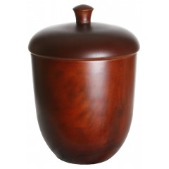Wooden / Leather Ashes Caskets & Urns.
