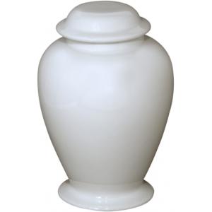 Porcelain Urn (White)