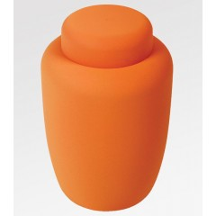 Cornstarch EcoUrn - Terracotta - Biodegradable Cremation Urn