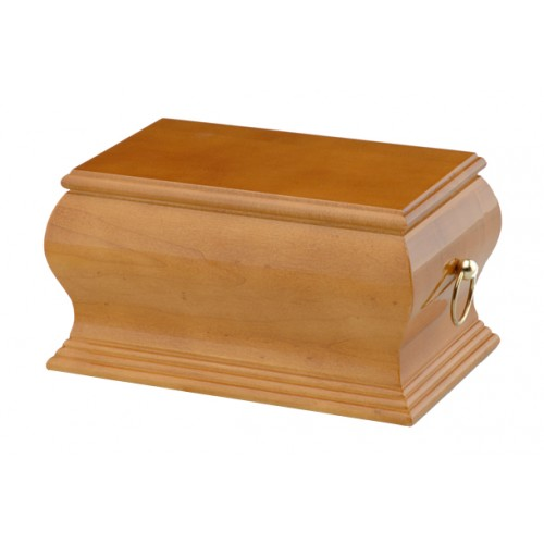 Lincoln Cherry Cremation Ashes Casket - FREE Engraving when you buy this product.