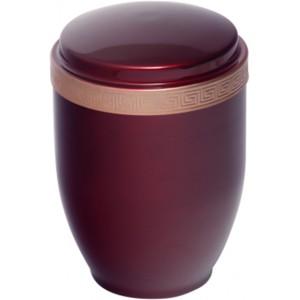 Meseta Urn (Burgundy)