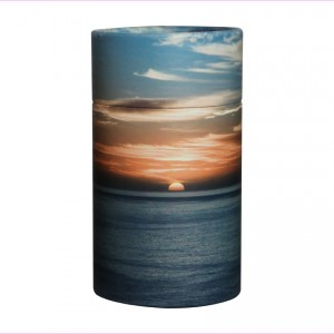 Mini Scatter Tubes - Ocean Sunset.