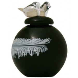 Plume Glass Keepsake