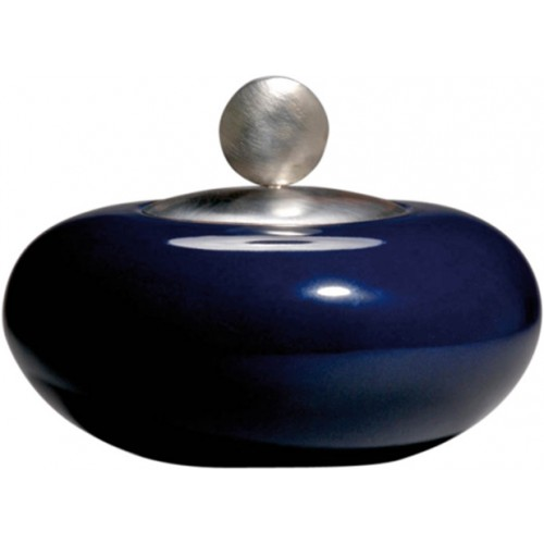 Sky of Night Ceramic Cremation Ashes Urn