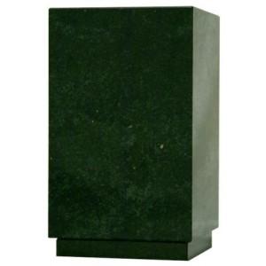 Square Granite Urn