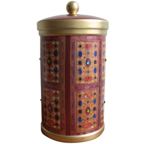 Venice Porcelain Cremation Ashes Urn