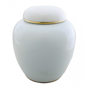White Porcelain Keepsake