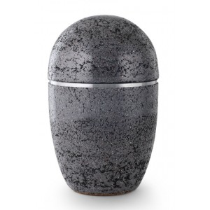 Steel Urn (Artificial Stone Design – Anthracite Grey)