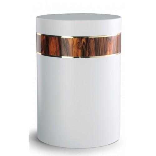 Mediterranean Edition Wood Line Cremation Ashes Urn – RIO PALISANDER