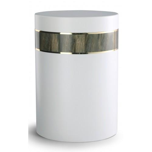 Mediterranean Edition Wood Line Cremation Ashes Urn – DRIFTWOOD