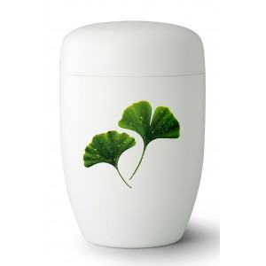 Fall in Leaves – Exclusive Series - Cremation Ashes Urn – YING YANG GINKGO