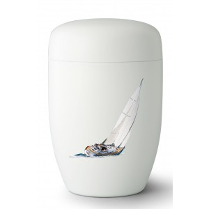 Fall in Leaves – Exclusive Series - Cremation Ashes Urn – SAIL AWAY