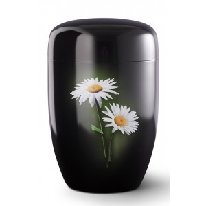 Fall in Leaves – Series Fleur Noire - Cremation Ashes Urn – MARGUERITE
