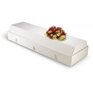 Premium Environ Cardboard Coffin - SORRY SOLD OUT