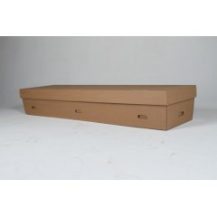 Cardboard Coffin  -  YOU SAVE 34%