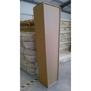 Autumn Gold Cardboard Coffin   -  ***LOWEST UK PRICES***- Next Day Delivery