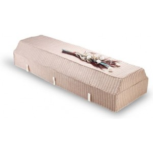 Environ Casket with Cocoa Fragrant Root Cover - SORRY SOLD OUT