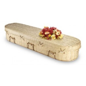 Bamboo Imperial (Oval Style). A Good Choice for an Eco Friendly Funeral.
